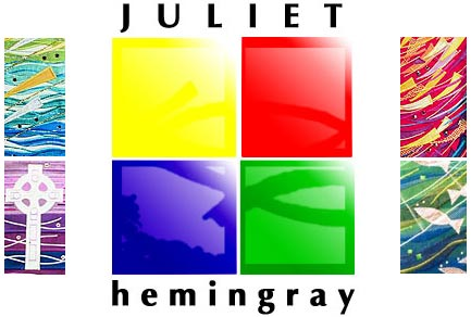 Juliet Hemingray Church Textiles - A company with high standards of service and design of embroidered textiles and painted items